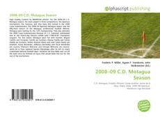 Buchcover von 2008–09 C.D. Motagua Season