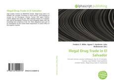 Bookcover of Illegal Drug Trade in El Salvador