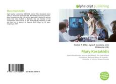 Couverture de Mary Kostakidis