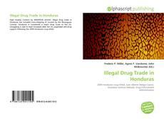 Bookcover of Illegal Drug Trade in Honduras
