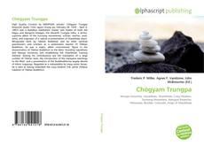 Chögyam Trungpa的封面