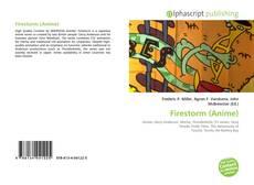 Bookcover of Firestorm (Anime)