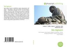 Buchcover von Me Agtsom