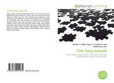 Buchcover von 17th Tony Awards