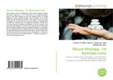 Düsum Khyenpa, 1st Karmapa Lama的封面