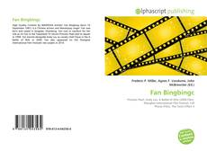 Bookcover of Fan Bingbingc