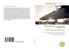 Bookcover of Bell P-39 Airacobra