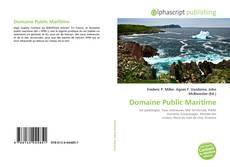 Bookcover of Domaine Public Maritime