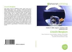 Lincoln Borglum的封面