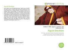 Buchcover von Agvan Dorzhiev