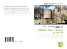 Buchcover von Archduke Charles Joseph of Austria