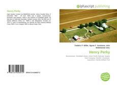 Capa do livro de Henry Perky