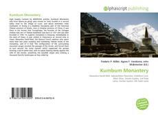 Kumbum Monastery的封面