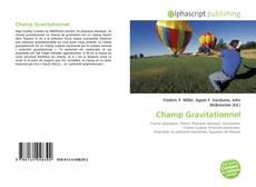 Bookcover of Champ Gravitationnel