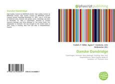 Обложка Danske Dandridge