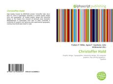 Christoffer Hald的封面