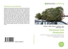 Bookcover of Christmas Tree Production