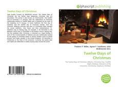 Borítókép a  Twelve Days of Christmas - hoz