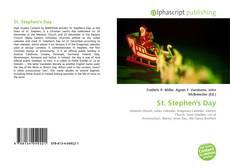 St. Stephen's Day的封面