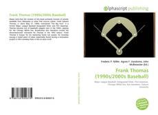 Bookcover of Frank Thomas (1990s/2000s Baseball)