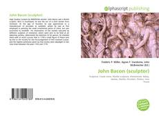 Bookcover of John Bacon (sculptor)