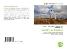 Обложка Symétrie de Rotation
