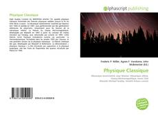 Portada del libro de Physique Classique