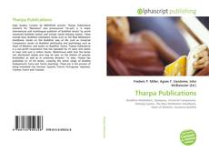 Bookcover of Tharpa Publications
