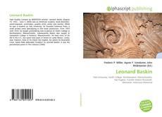 Bookcover of Leonard Baskin