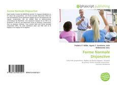 Bookcover of Forme Normale Disjonctive
