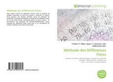 Bookcover of Méthode des Différences Finies