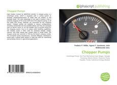 Chopper Pumps kitap kapağı