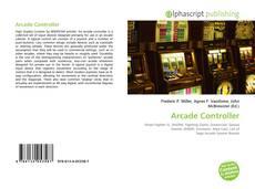 Arcade Controller kitap kapağı