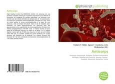 Bookcover of Anticorps