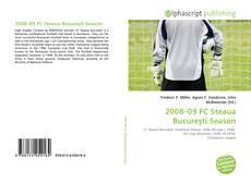 Bookcover of 2008–09 FC Steaua Bucureşti Season