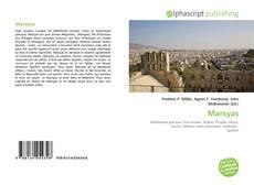Portada del libro de Marsyas