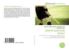 Bookcover of 2009 FC Gold Pride Season