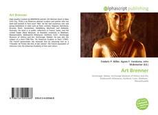 Bookcover of Art Brenner