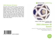 Bookcover of 2009 Lillestrøm SK Season