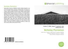Обложка Berkeley Plantation