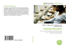 Couverture de Desktop Metaphor