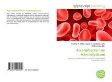 Arcanobacterium Haemolyticum kitap kapağı