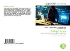 Portada del libro de Dialog System