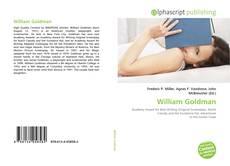 Обложка William Goldman