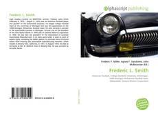 Capa do livro de Frederic L. Smith