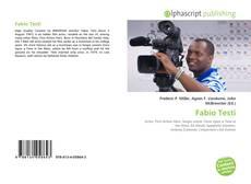 Bookcover of Fabio Testi
