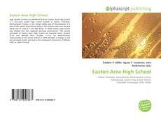 Couverture de Easton Area High School