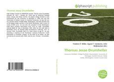Portada del libro de Thomas Jesse Drumheller