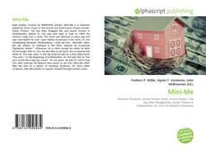 Обложка Mini-Me