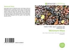 Bookcover of Minimum Mass